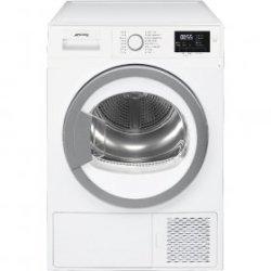 Smeg 8KG DHTW81ESA White Heat Pump Tumble Dryer