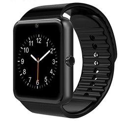 SMART WATCH Tufen HD Touch Screen Bluetooth Notifier Smartwatch Wrist Watches Support Micro Sim & T