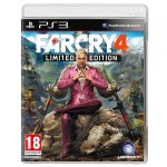 PS3 Far Cry 4: Limited Edition