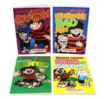 Dennis And Gnasher Jokes: 4 Book Collection