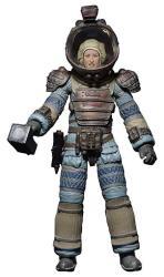 NECA Aliens 7 Scale Series 11 Lambert Compression Suit Action Figure