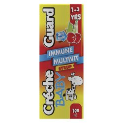 Creche Guard Baby Immune Syrup 100ML