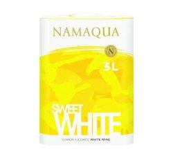 NAMAQUA Sweet White 1 X 3L