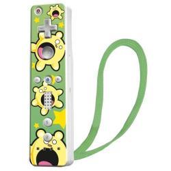 Messiah Entertainment Wii Hardwear Remote Cachet - Green