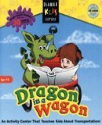 Dragon In A Wagon Win mac Cd-rom