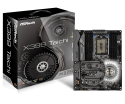 Asrock Amd X399 Taichi X399 Chipset Socket TR4 Motherboard | R6273 00 |  Motherboards | PriceCheck SA