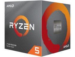 Amd Ryzen 5 3600X With Wraith Spire Cooler