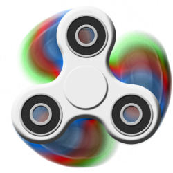Mutated Pixels Virtual Fidget Spinner
