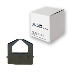 Aim Compatible Replacement For Unisys Convergent CT-2425 2426 Black Printer Ribbons 6 PK 19-2143-899 - Generic