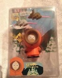 South Park Mirage Series 2 Kenny With Rats New Action Figure