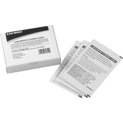 Dymo 60622 Cleaning Card For Labelwriter Label Printers 10-pack