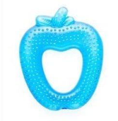 Snookums Apple Shape Fridge Teethers Blue