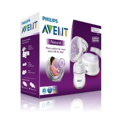 Avent Breast Pump Natural Single Electric