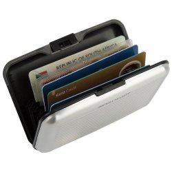 K-Way Rfid Aluminium Wallet Case
