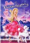 Barbie In A Fashion Fairytale DVD