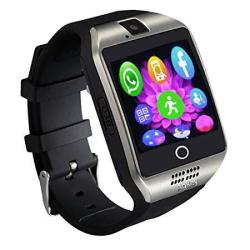 Smart Watch Touch Screen Smartwatch Wristwatch And Unlocked Watch Phone With Camera Handsfree Call Smart Watches For And