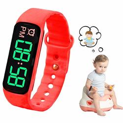 Bopopo Potty Training Watch Baby Reminder Water Resistant Timer - Toilet Training For Boys And Girls Newly Improved -the Range Of Ringing Time And