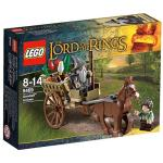 Lego Lord Of The Rings Gandalf Arrives.