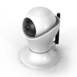 BabyWombWorld Wi-fi Video Baby Monitor Nanny Camera With Sound