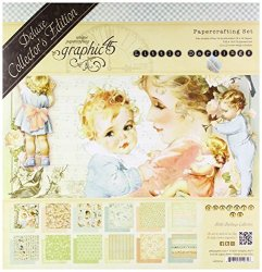 Graphic 45 Little Darlings Deluxe Collector Ed Dlx