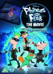 Phineas And Ferb: The Movie: Across The 2nd Dimension DVD