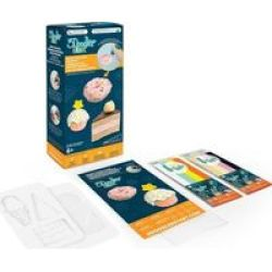 3DOODLER Desserts Canvas Kit