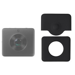 Holaca For Xiaomi Mijia 360 Panoramic Camera Case By Silicon Cover Case Skin Cap Protector For Xiaomi Mijia 360 Panoramic Camera