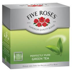 Five Roses Green Tea 102'S