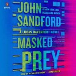 Masked Prey Standard Format Cd
