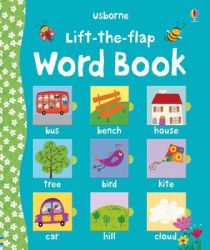 Lift The Flap Word Book Board Book