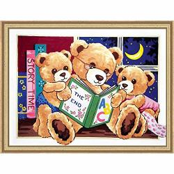 Rto Bedtime Story Paint-by-number Kit