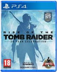 Rise of the Tomb Raider: 20 Year Anniversary Edition PlayStation 4