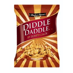 Bakers - Diddle Daddle Popcorn Caramel 45G