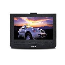 """Car Headrest Mount Holder For 10"""" 10.5 Swivel & Flip Style Portable DVD Player"""