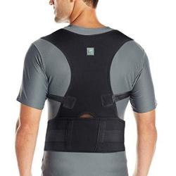 Posture Corrector For Men & Women That Provide Back Support Brace Improve Thoracic Kyphosis Prevent Slouching Under Clothes Uppe