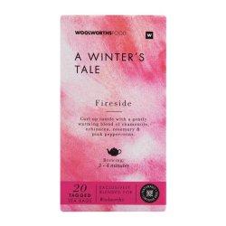 A Winter S Tale Tea Bags 20pk Reviews Online Pricecheck