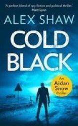 Cold Black Paperback Edition