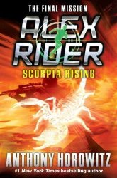 Philomel Books Scorpia Rising Alex Rider By Anthony Horowitz 2011-03-22