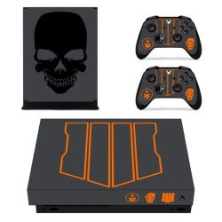Decal Skin For Xbox One X: Black Ops 2018