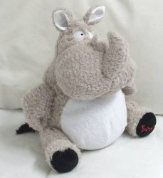 Kohl's Boynton Rhino Stuffed Toy
