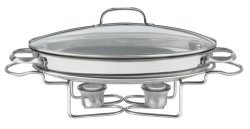 Cuisinart 7BSO-34 Stainless 13-1 2-INCH Oval Buffet Servers