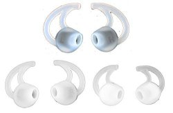 Zotech Replacement Silicone Earbuds Tips 3 Pairs For Bose In Ear Headphones Earphones IE2 MIE2I In Sealed Retail Package