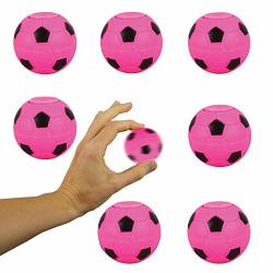 Entervending Fidget Spinner Ball 2 Inch - Fidget Toys For Sensory Kids - Figit Spinner - 12 Pcs Bulk - Pink