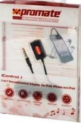 Promate iControl.1 7-in-1 Remote Control Adapter for iPad, iPhone & iPod