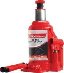 Tradequip Bottle Jack 20t