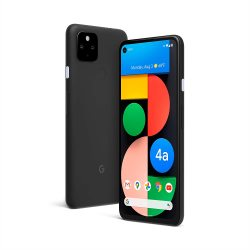 Pixel 4A With 5G 128GB - Just Black