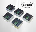 PACK 5 Futronic FS88H FIPS201 PIV USB 2.0 Fingerprint Scanners