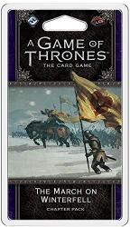 FFG A Game Of Thrones Lcg: 2ND Edition - The March On Winterfell Chapter Pack