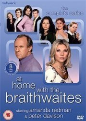 At Home With the Braithwaites: The Complete Series DVD