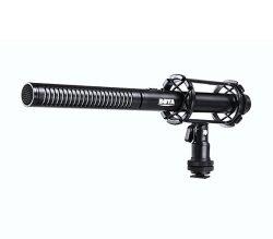 BY-PVM1000 Professional Shotgun Microphone